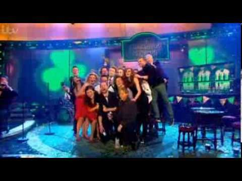 Kian Egan & Nicky Byrne -   A Bit of Weslife Reunion [March 15,2014] klip izle