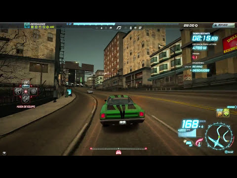 Los polis Me la sudan ( Need For speed World )
