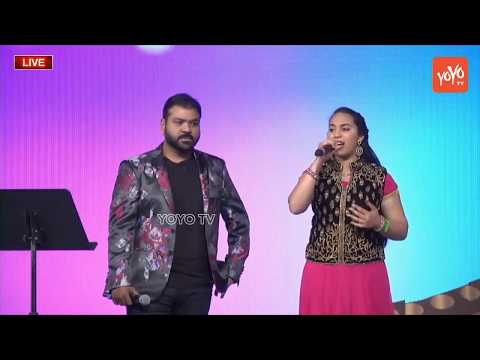 Suvarna Sundari Movie Song  By Singers Prasad Simhadri and Esha @ATC 2018 | YOYO TV Channel