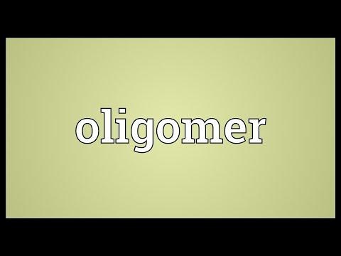 Header of oligomer