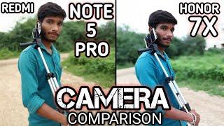 Redmi Note 5 Pro vs Honor 7X Camera Comparison |Note 5 Pro Camera Review|Honor 7x Camera #Techsagar