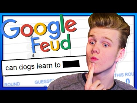 DO PEOPLE ACTUALLY GOOGLE THIS?? | Google Feud #2