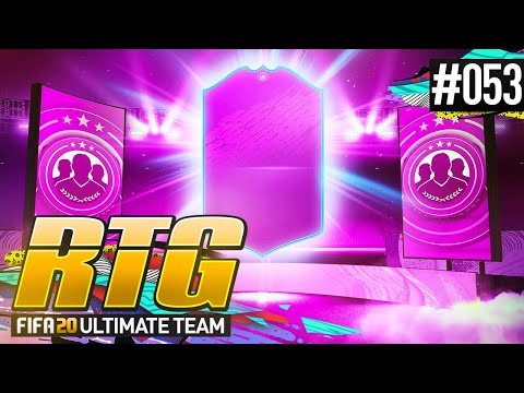 COMPLETING OUR FIRST LEAGUE SBC! - #FIFA20 Road to Glory! #53 Ultimate Team