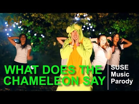 What Does The Chameleon Say?   (ylvis - What Does The Fox Say Parody) video