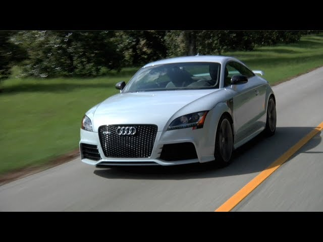 The 600 HP APR Stage 3 Audi TTRS - /TUNED - YouTube
