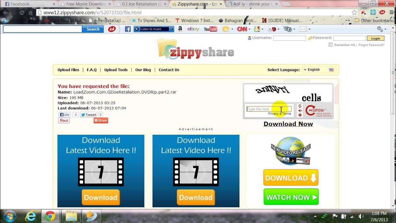 Cara Download Youtube With Idm