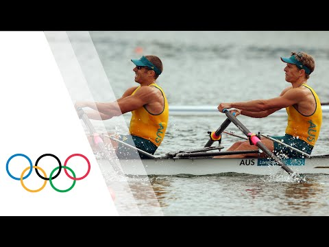 Rowing Lightweight Men's Four Final A & B - Replay -- London 2012 Olympic Games