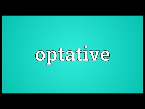 Header of Optative