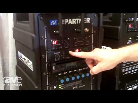 InfoComm 2014: AmpliVox Details Upgrades to SW915 Sound System