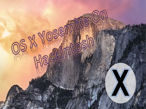 How to Install OSX Yosemite on a Hackintosh (Chameleon Method)