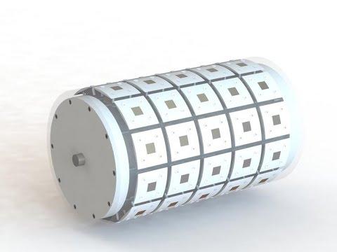 10 kW MAGNETIC MOTOR FREE ENERGY thumbnail