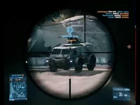 Battlefield 3 sniper