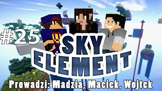 Sky Element #25 - Labirynt /w Gamerspace, Undecided