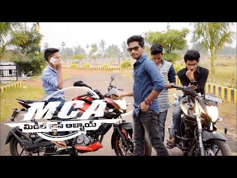 M.C.A(Middle Class Abbayi) || latest telugu short film 2017||FRIENDS GARAGE