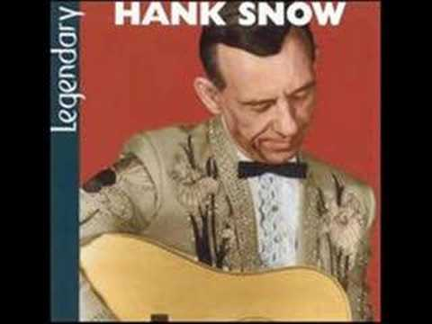 Snow Hank - The Wreck Of The Old
