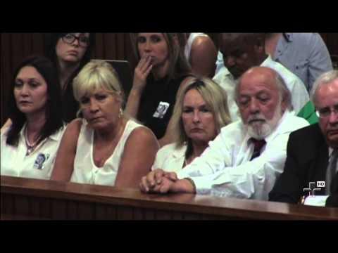 Após absolvição Oscar Pistorius é condenado por homicídio não intencional - 12/09/2014