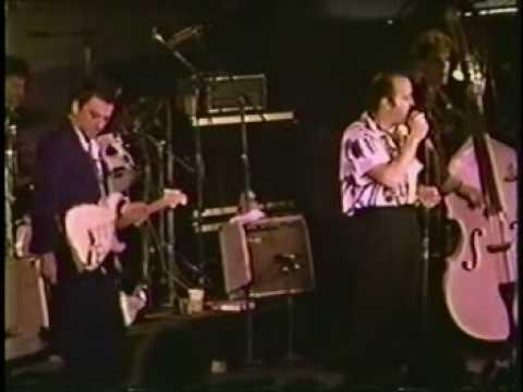The Fabulous Thunderbirds - Full Time Lover