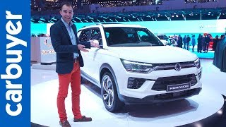 All-new Ssangyong Korando SUV revealed at Geneva 2019
