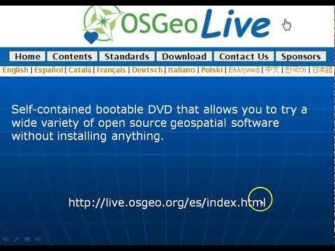 Software Libre y Abierto Geospacial (FOSS4G) una alternativa madura entre las geotecnologias