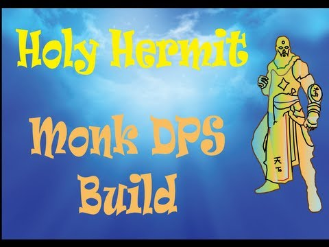 Diablo 3 Monk Build for high DPS - 451k buffed DPS