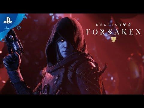 Destiny 2: Forsaken – Legendary Collection Trailer   PS4 thumbnail