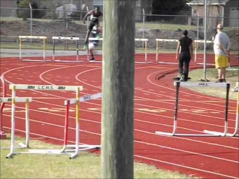Liberty County High School - Panthers - Track Meet (Patrick Williams)