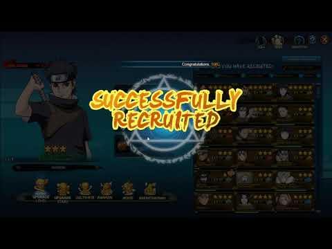 Naruto Online - 10,000 Coupon Lucky Board!!!