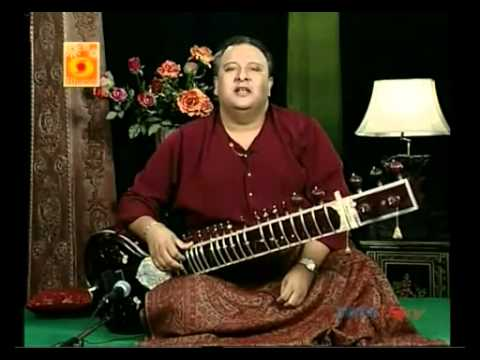 Ustad Shujaat Khan Playing Mehdi Hasans Gazal video