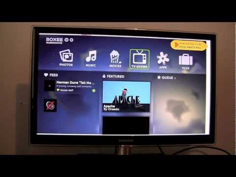 D-Link Boxee Box vs Apple TV