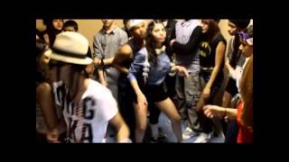 VIVO DANCING TO DJ NANITA MIX