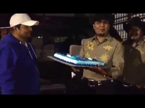 EL ULTIMO CUMPLEAÑOS DE RAUL TORRES VAGON CHICANO