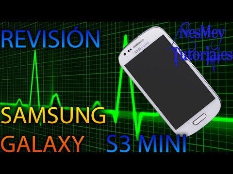 Revisión Samsung Galaxy S3 Mini dead no enciende explicacion