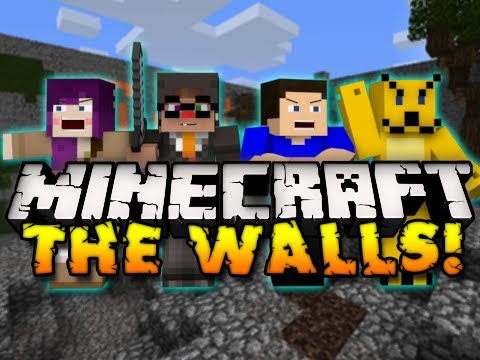 Minecraft: The Walls w/ Chim & Friends #1 - Dwarven Beginnings! (HD)