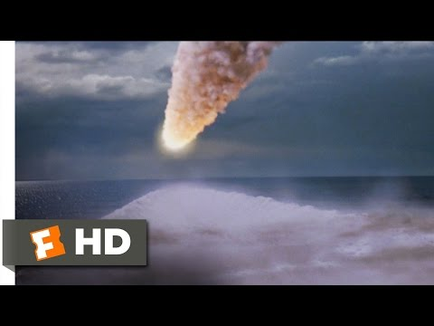Deep Impact (8/10) Movie CLIP - The Comet Hits Earth (1998) HD