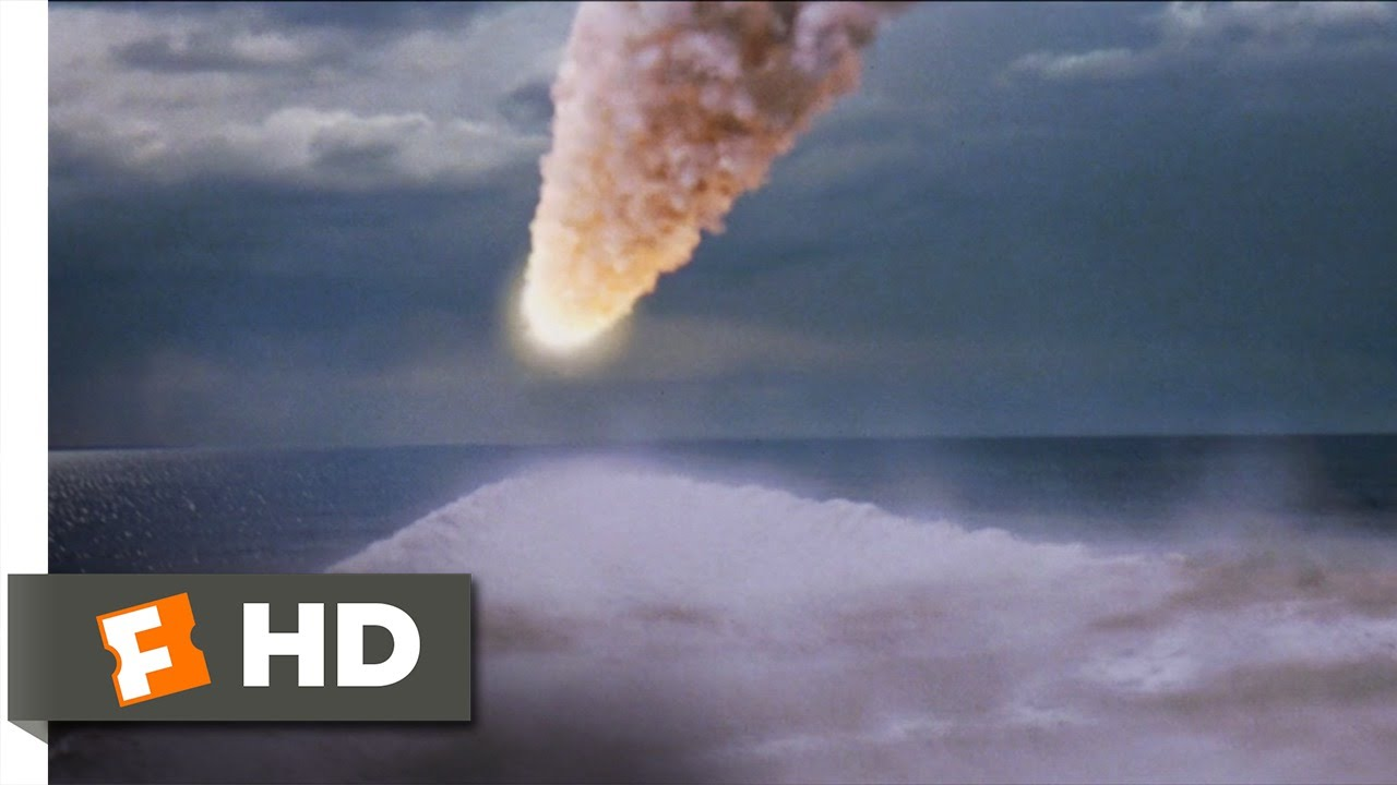 The gallery for --> Deep Impact Wave