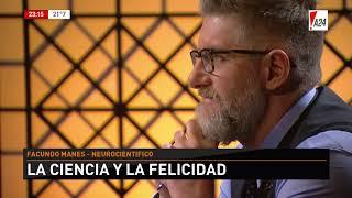 LNE   LUIS NOVARESIO ENTREVISTA - FACUNDO MANES