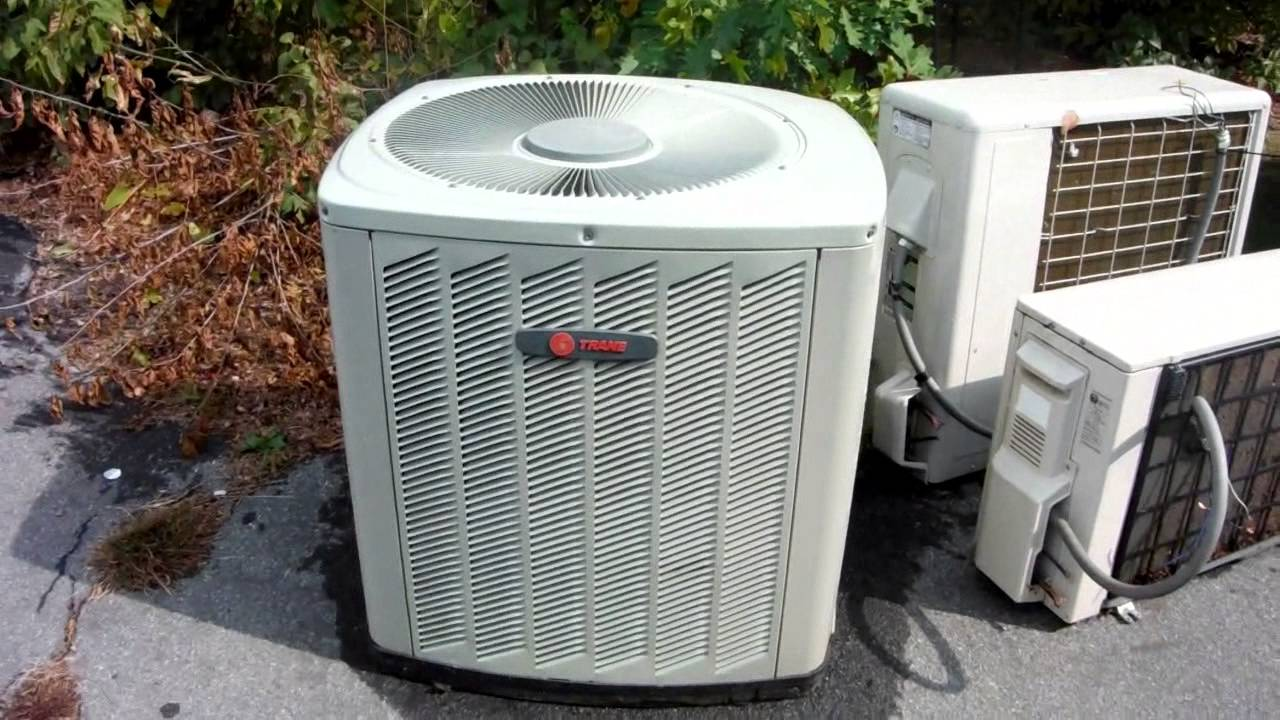 how to add freon to the carrier central air conditioner