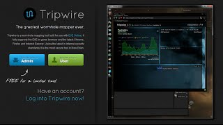 EVE Online: How to Use Tripwire for Wormhole Mapping
