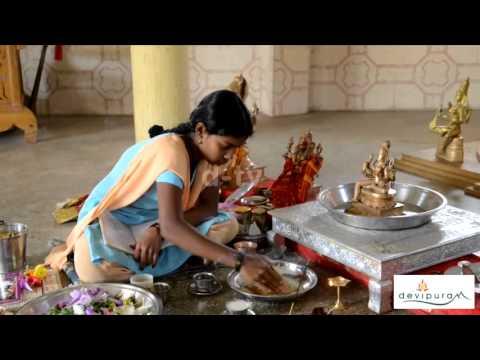 Sri Chakra Navavarana Puja