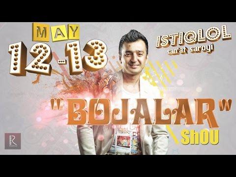 Bojalar SHOU konsert dasturi 2015 | Божалар ШОУ концерт дастури 2015