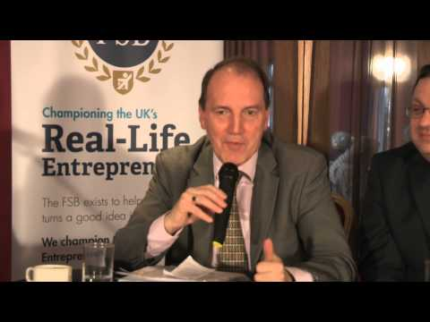 Simon Hughes on Corporation Tax Discussions