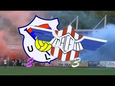 UP Langreo 2-3 Alondras CF resumen 1ª Ronda de la Fase de Ascenso a Segunda División