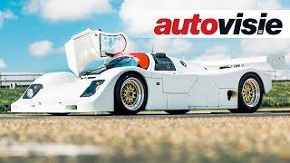EXCLUSIEF: Rijden legendarische Porsche 962 Le Mans-racer - by Autovisie TV