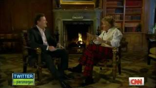 Rod Stewart on Piers Morgan Tonight (US) - Interview Part 3 of 5