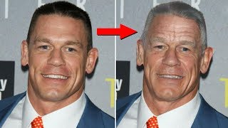 10 WWE Shocking OLD AGE Transformations