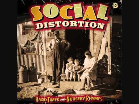 Social Distortion - Machine Gun Blues HD / Lyrics