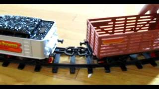 Rocky Mountain Express Train Set.avi