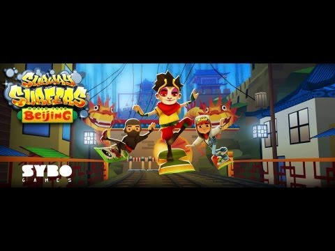 Trucchi/Hack Subway Surfer Beijing-China (ANDROID) [NO ROOT]