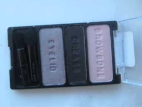 Swatches & MAC dupe to new 2011 Wet N Wild eyeshadow Collection 2nd View