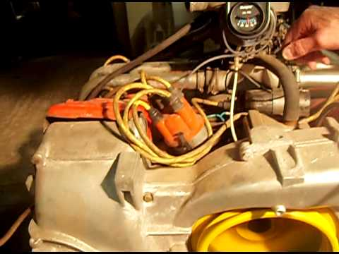 volkswagen air cooled  cu engine vw transporter  cc beetle camper engine youtube